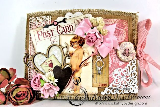 Polly's Paper Valentine Wallet 10
