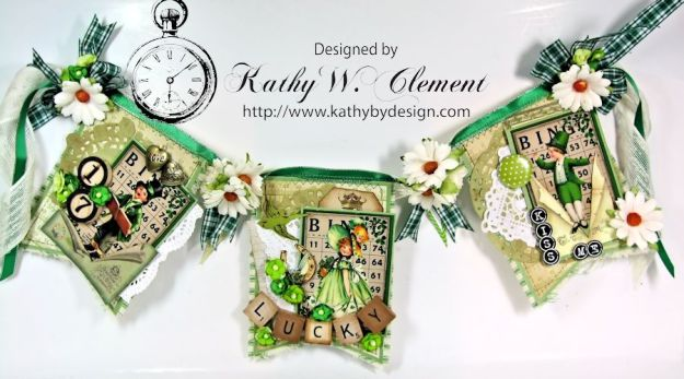 Lucky St. Patrick's Day Banner 01