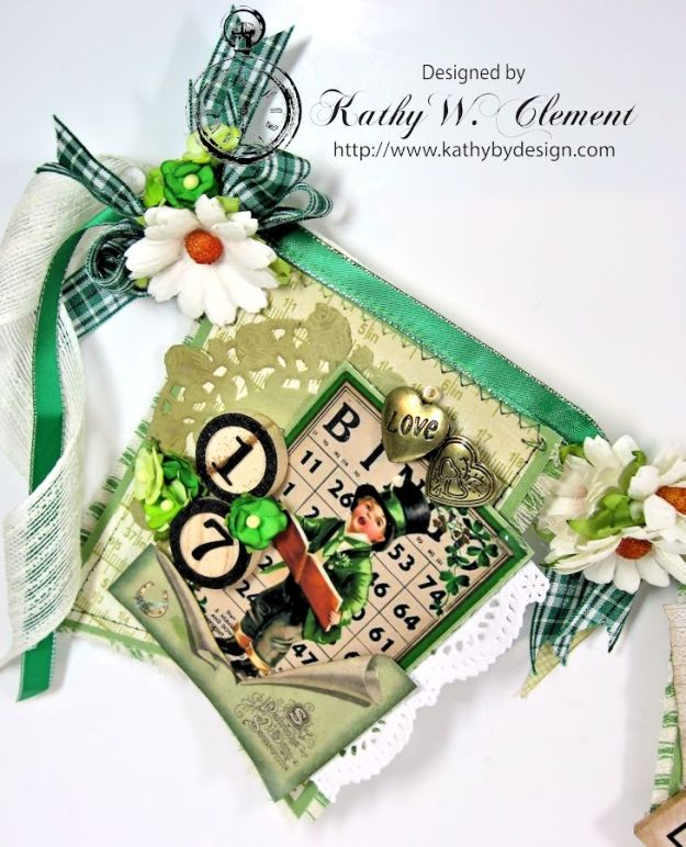 Lucky St. Patrick's Day Banner