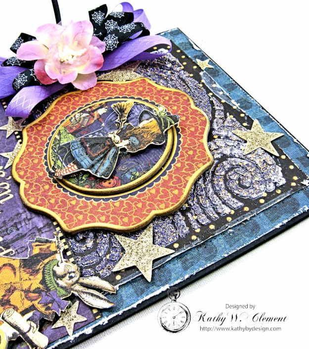 halloween-in-wonderland-card-halloween-in-wonderland-by-kathy-clement-for-frilly-and-funkie-going-round-in-circles-challenge-product-by-graphic-45-photo-5