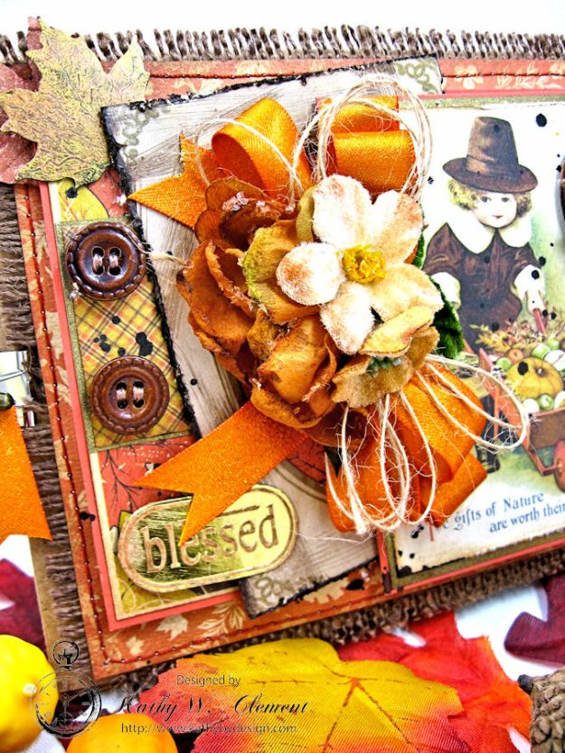 authentique-harvest-gratitude-album-harvest-by-kathy-clement-for-really-reasonable-ribbon-product-by-authentique-photo-2
