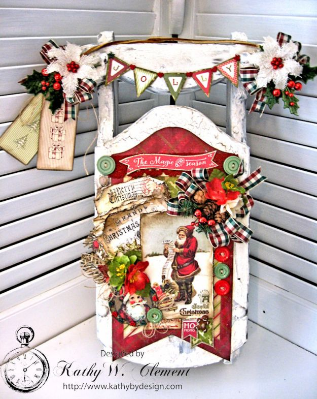 dashing-through-the-snow-altered-sled-by-kathy-clement-for-petaloo-authentique-blog-hop-photo-1