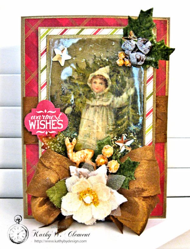 woodland-christmas-card-by-kathy-clement-for-petaloo-authentique-blog-hop-photo-1