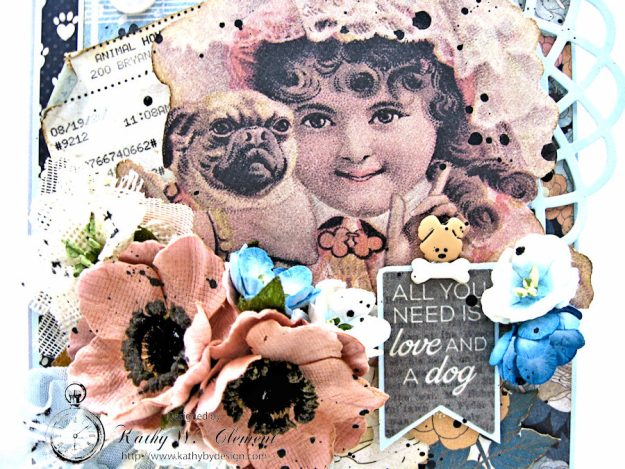 All You Need is Love and a Dog Folio by Kathy Clement Photo 3