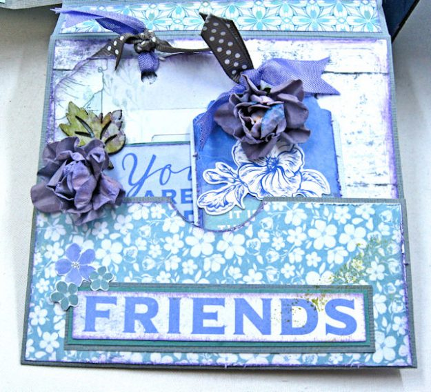 Kaisercraft 2017/18 Design Team Application Lilac Whisper Celebration Folio by Kathy Clement Product by Kaisercraft Photo13