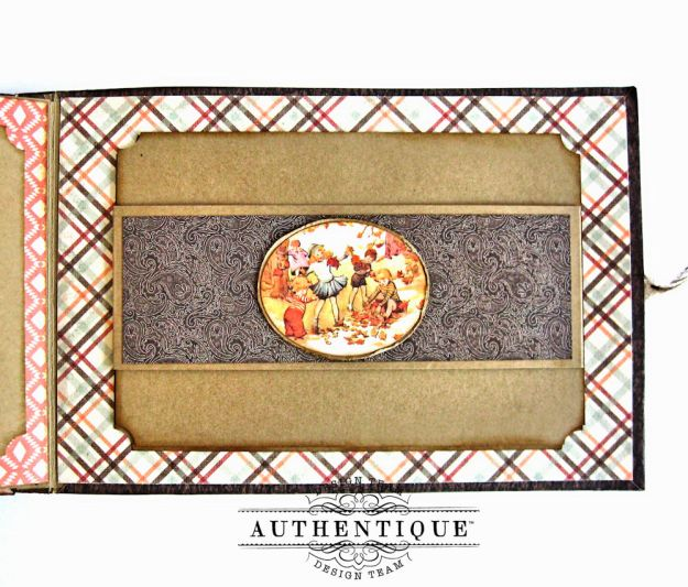 Authentique Bountiful Fall Home Decor Tutorial by Kathy Clement Photo 15