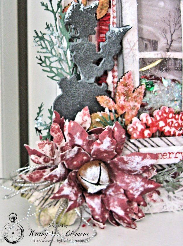 White Christmas Etcetera Shaker Tag by Kathy Clement for Frilly and Funkie Challenge Blog Photo 5