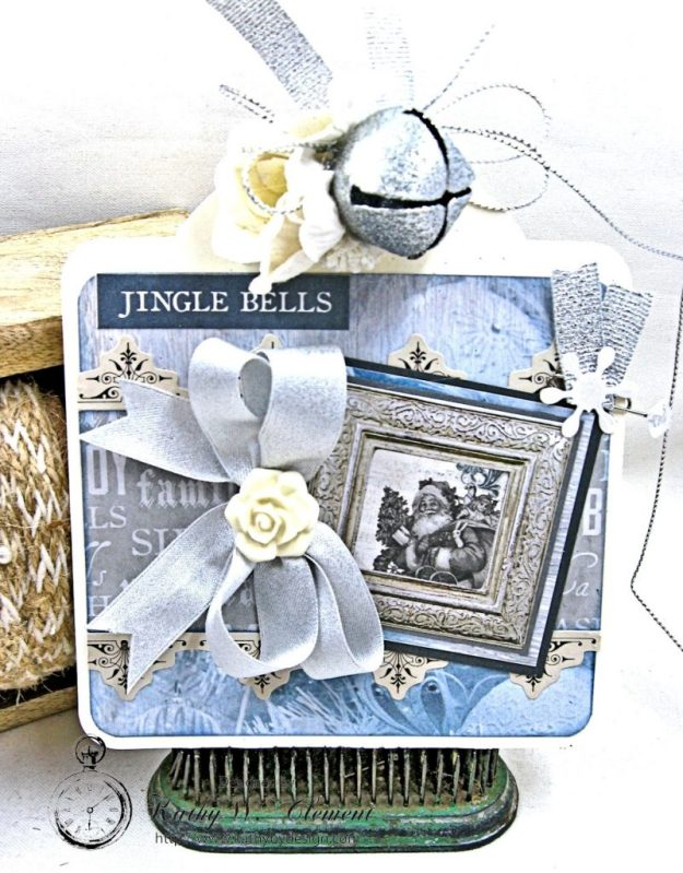 Kaisercraft Frosted Last Minute Gift Tags by Kathy Clement Photo 9