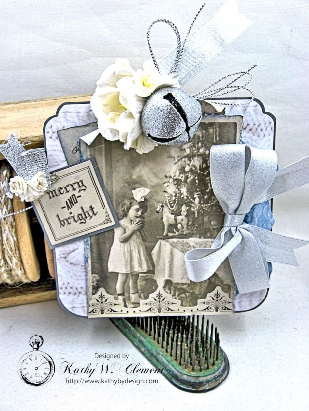 Kaisercraft Frosted Last Minute Gift Tags by Kathy Clement Photo 4