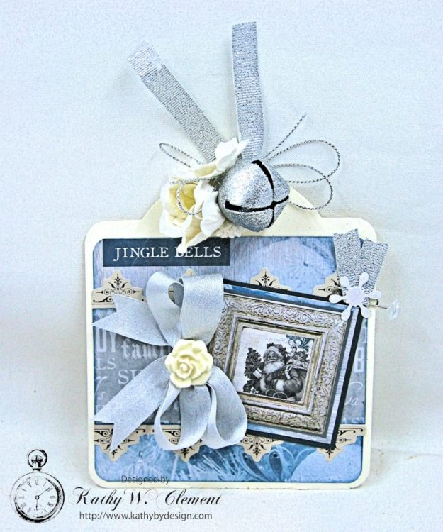 Kaisercraft Frosted Last Minute Gift Tags by Kathy Clement Photo 7