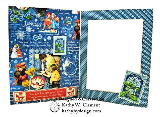 Graphic 45 Children's Hour Stack of Card by Kathy Clement Kathy by Design Photo 02