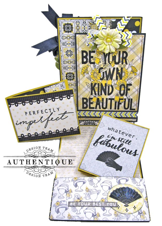 Authentique Beautiful Poised Card Folio Tutorial by Kathy Clement Kathy by Design Photo 07