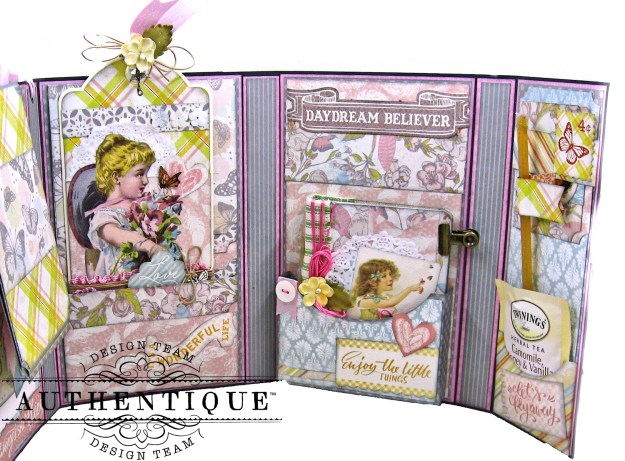 Authentique Dreamy Folio Tutorial Kathy Clement Kathy by Design Photo 07