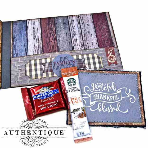 Authentique Mister Pocket Card by Kathy Clement Kathy by Design Photo 05