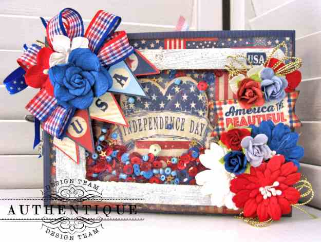 Authentique Liberty Waterfall Mini Tutorial by Kathy Clement Kathy by Design Photo 02