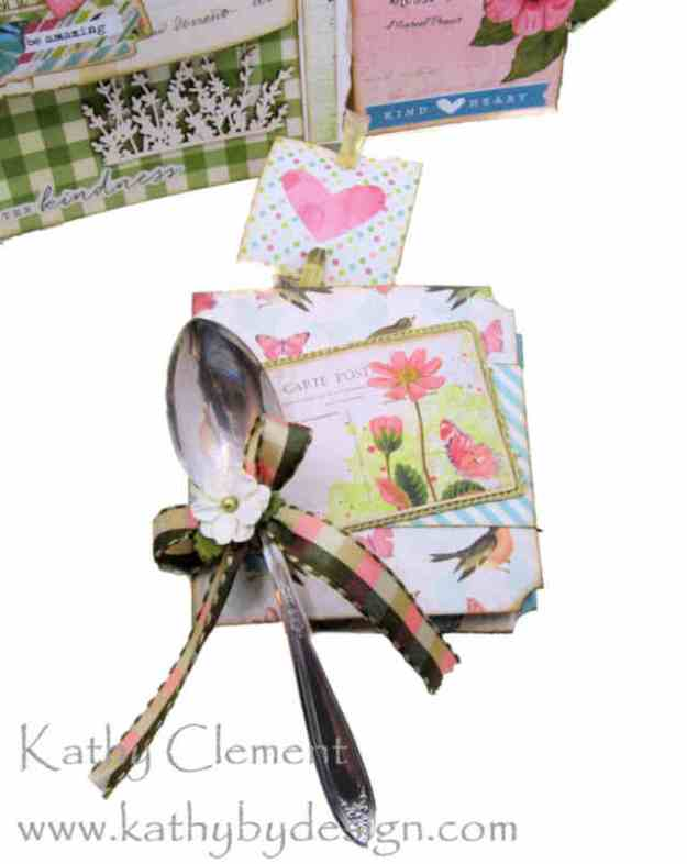Morning Meadow Mixed Media Card Folio Simple Stories Simple Vintage Botanicals by Kathy Clement Kathy by Design Photo 09