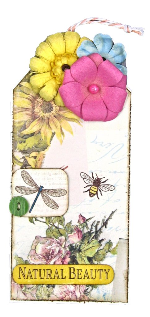 Authentique Endless Summer Card Kit for The Button Farm Club by Kathy Clement Kathy by Design Photo 11