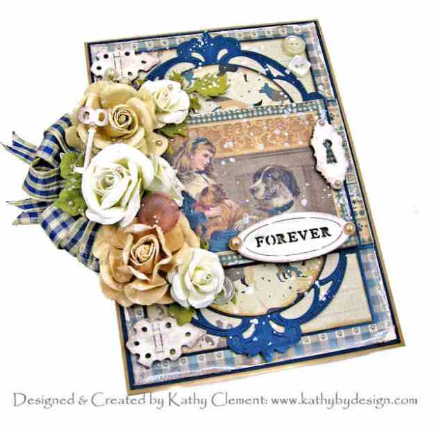 Authentique Purebred Pet Sympathy Card by Kathy Clement Kathy by Design Photo 01