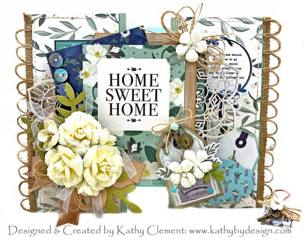 Gatefold Card Tutorial Throwback Thursday Kathy Clement Kathy by Design Photo 01