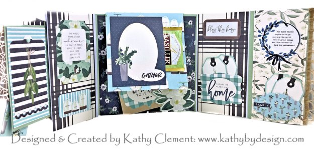 Carta Bella Home Again Card Folio Interior by Kathy Clement Kathy by Design Photo 01