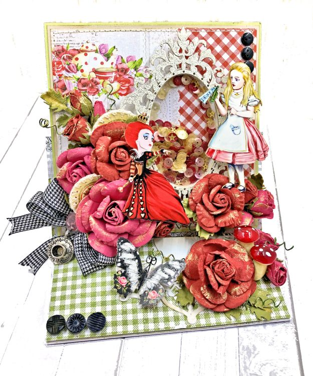 Lemoncraft Delicious Shaker Card by Kathy Clement Photo 01