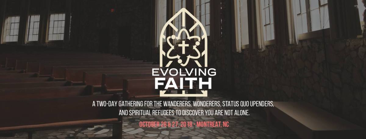 evolving faith conference