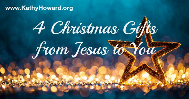 4 christmas gifts from