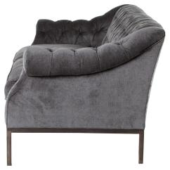 English Roll Arm Sofa Furniture Jonathan Adler Uk Rolled Tufted With Arms - Thesofa