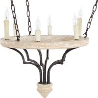 Joselyn Grand 15 Light French Country Cottage Rustic ...