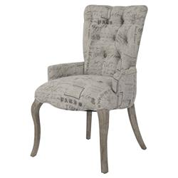 madeleine side chair review how to reupholster a cushion french country dining room chairs   kathy kuo home