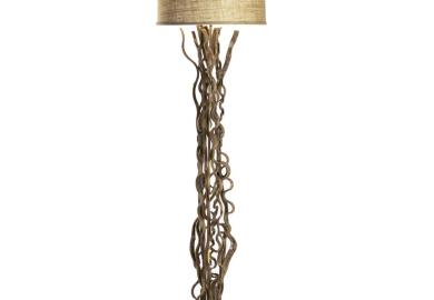Unique Rustic Floor Lamps