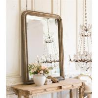 French Country Style Vintage Style Mirror: 1940 | Kathy ...