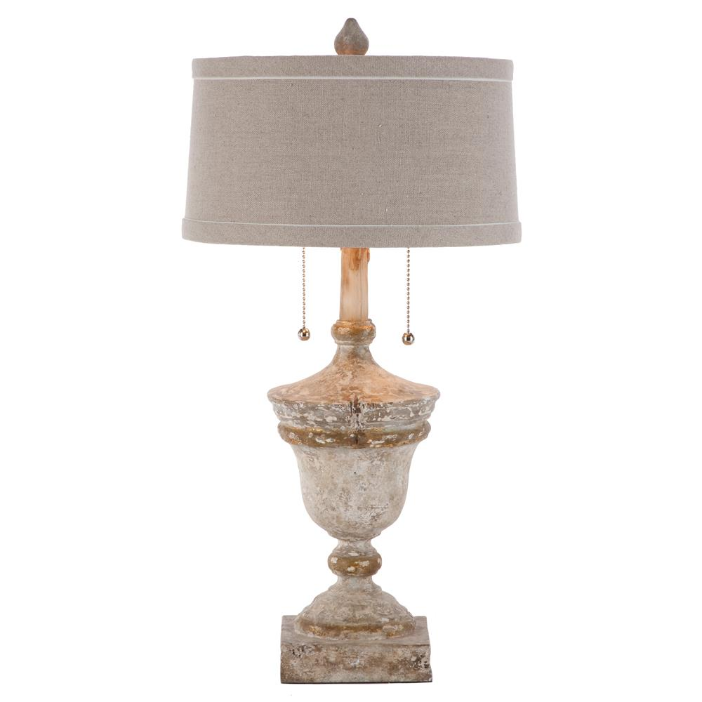 Namur Gold French Country Architectural Fragment Table Lamp