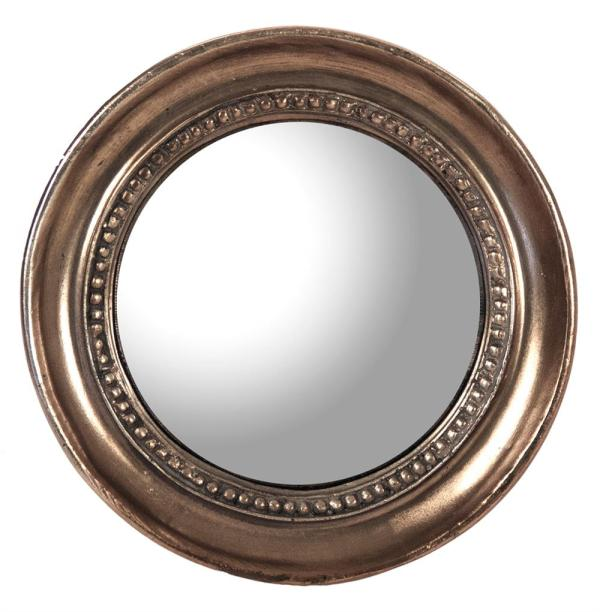 Small Round Convex Mirror