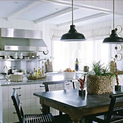 French Kitchen Cabinets Garden Window Industrial Country | Kathy Kuo Blog ...
