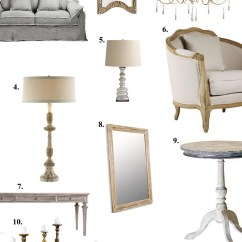 French Country Living Room Beautiful Canvas For Kathy Kuo Blog Home Love Desiree S As Much We Do Put Together A Moodboard To Help You Get The Look