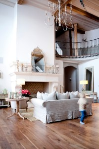 Casual French Country Living Room   www.pixshark.com ...