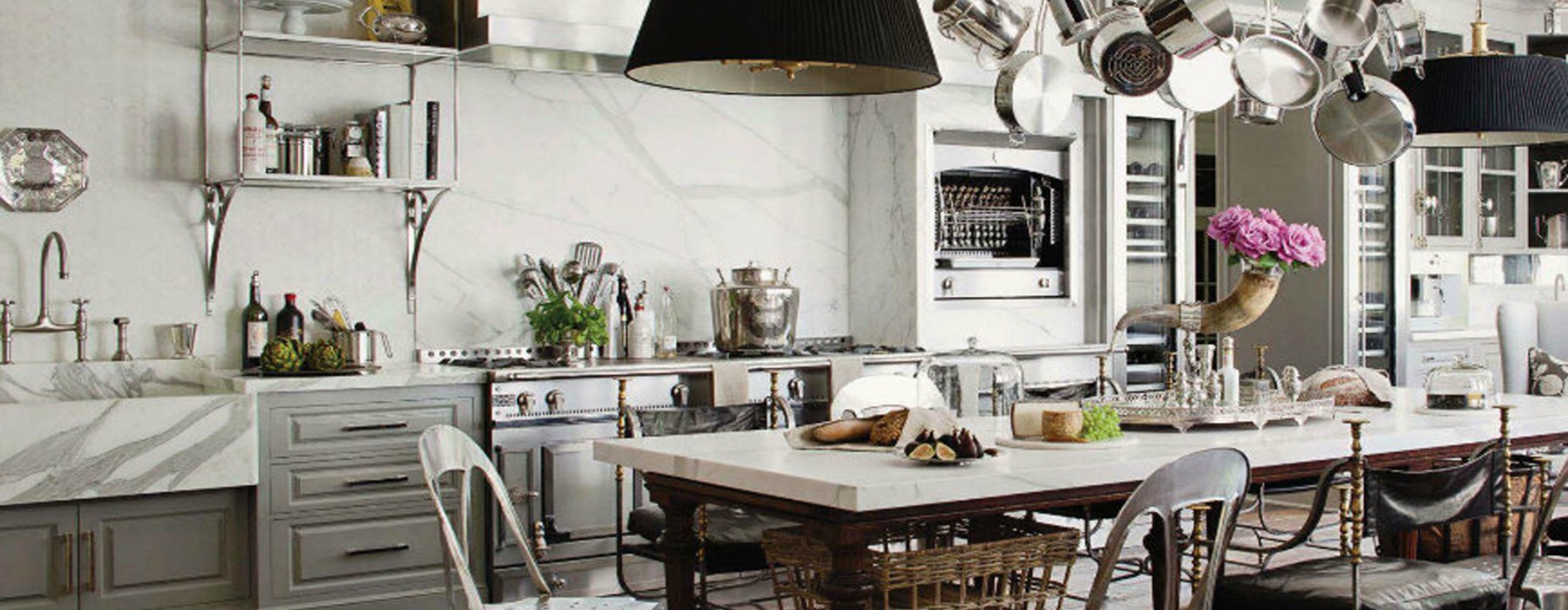 french country kitchens rv kitchen faucets industrial kathy kuo blog home