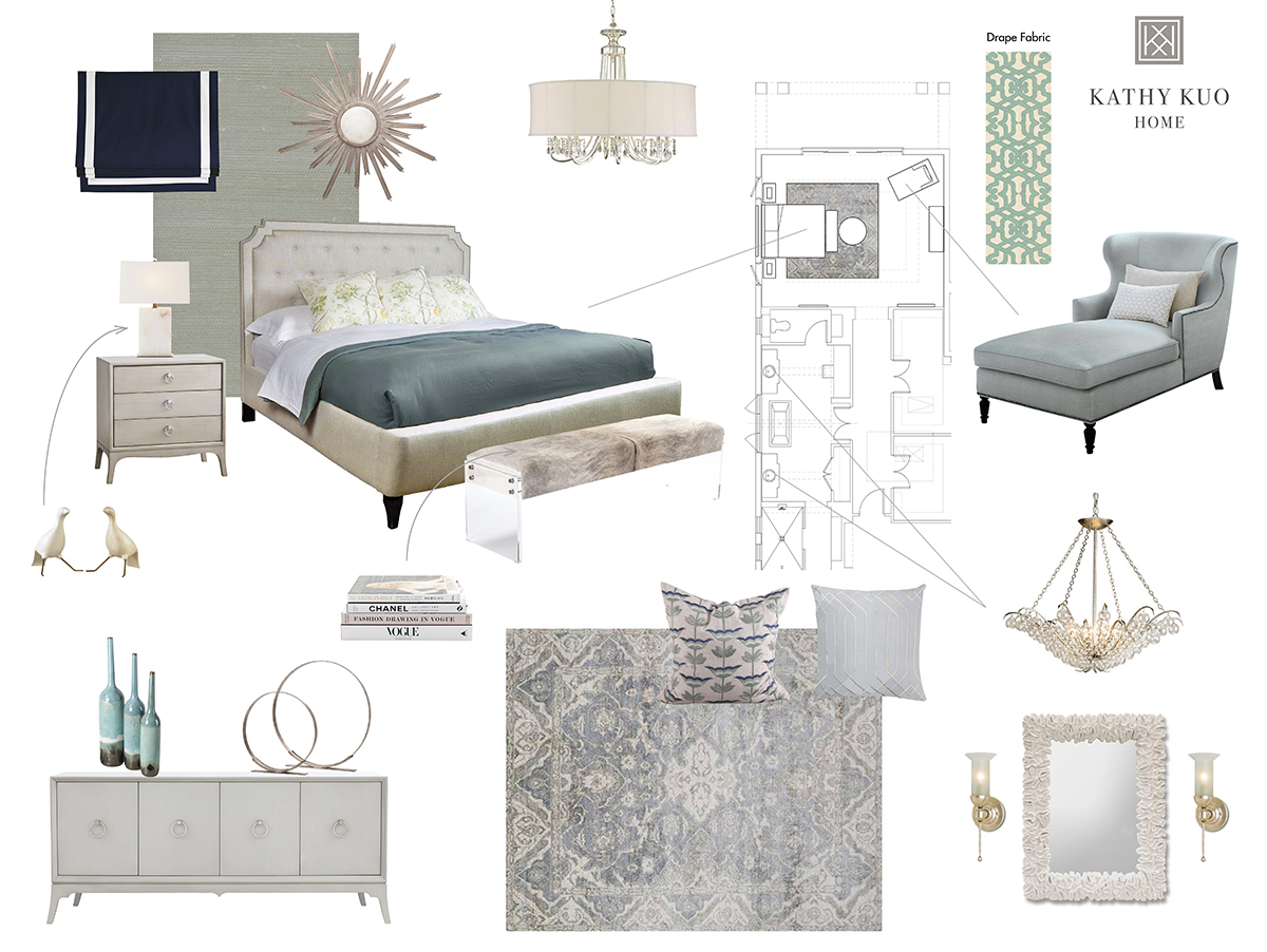 How To Present A Design Board To Your Interior Design Client Kathy
