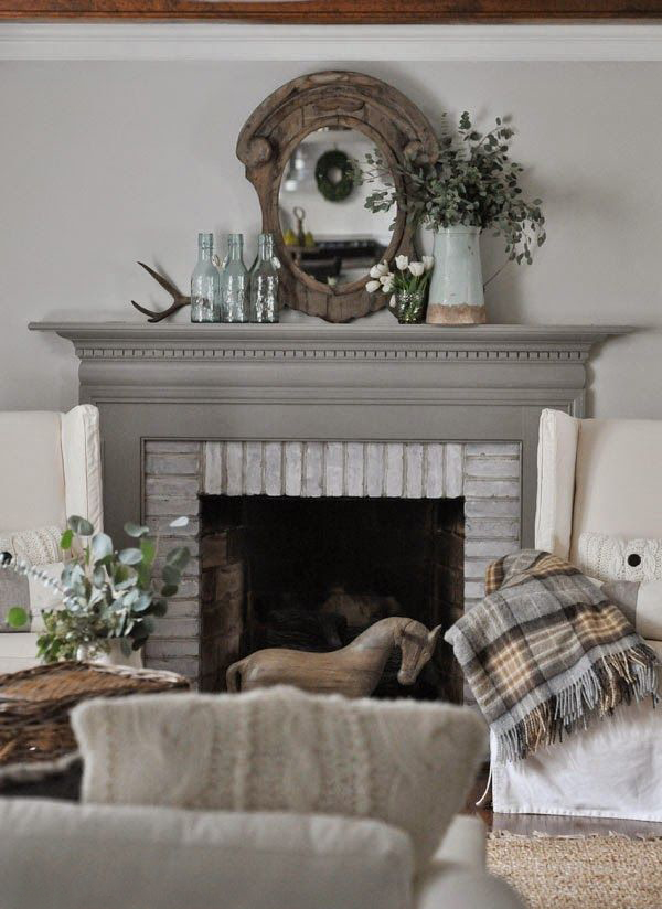 Decorating A Fireplace