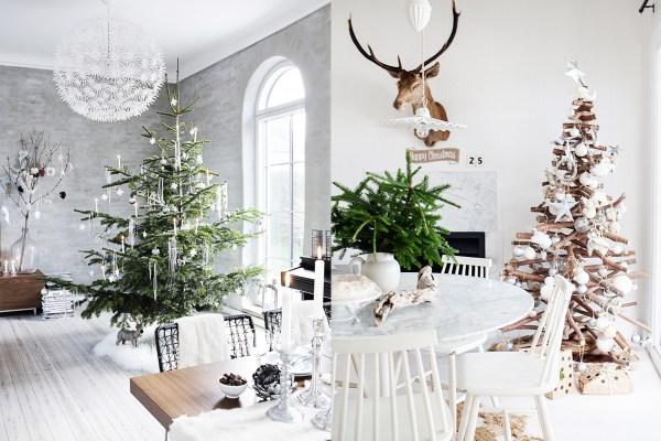 christmas decoration 5 Secrets to Scandinavian Christmas Decor | Kathy Kuo Blog | Kathy Kuo Home