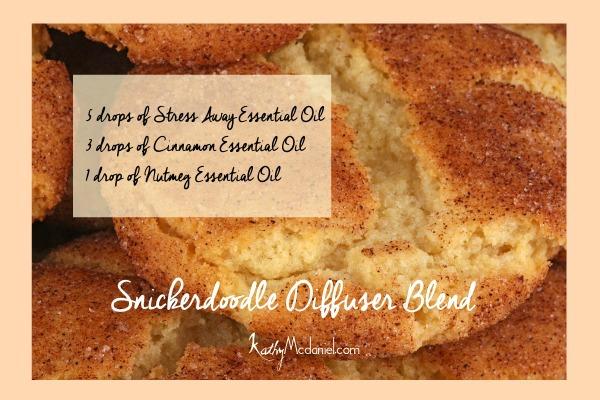 Snickerdoodle Diffuser Blend