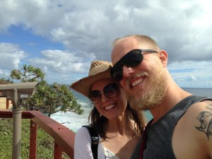 Birthday on the Gold Coast with Ant