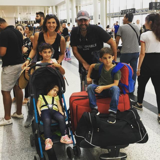 On the way to Crete with the kiddos First familyhellip