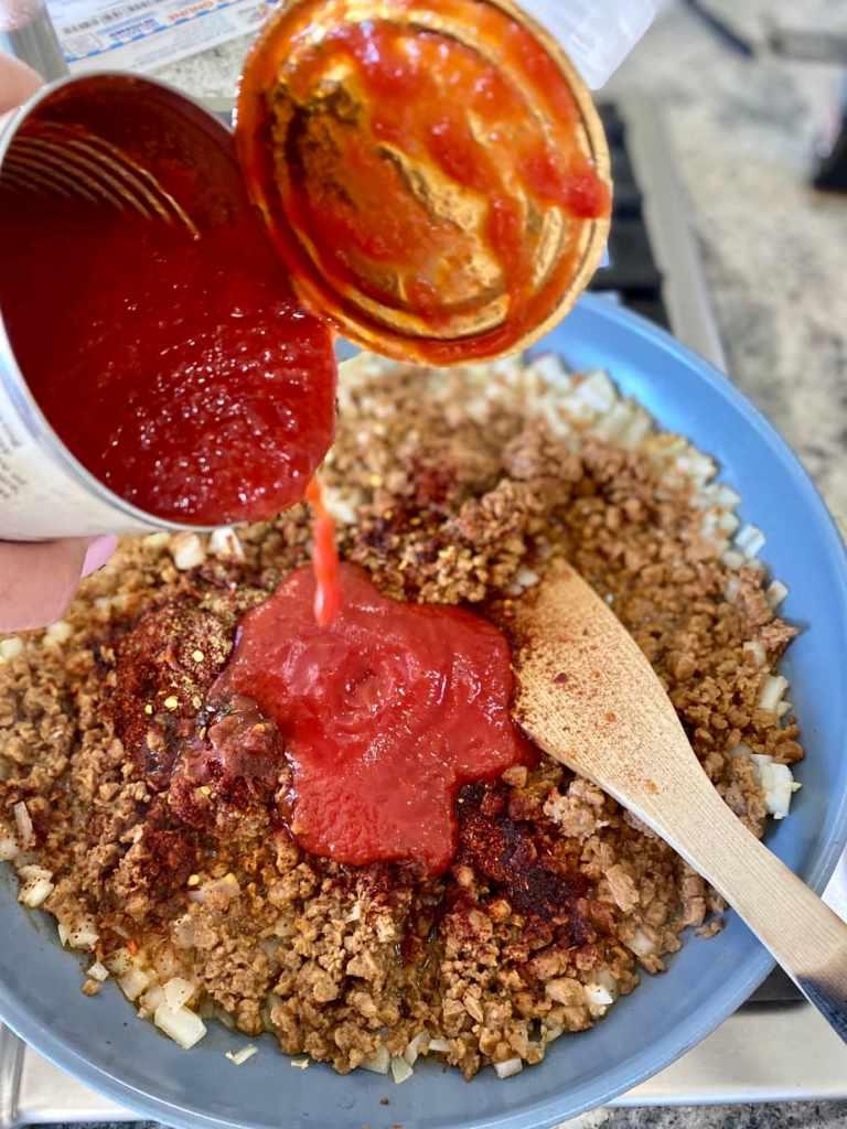 vegan coney chili sauce tomato saucejpg