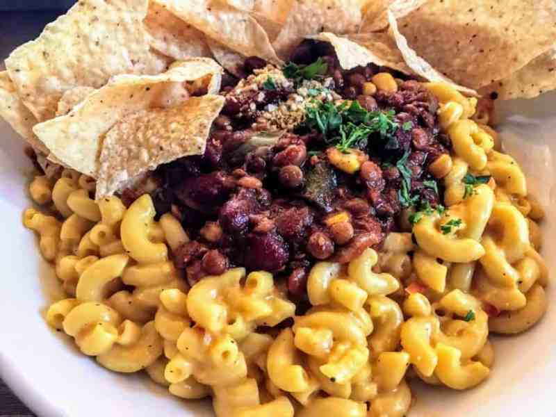 Vegan Chili Mac