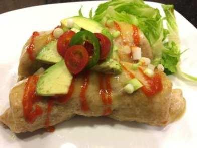 green-vegan-potato-and-kale-enchiladas-500x375-1-300x225 Green Plant Based Potato and Kale Enchiladas