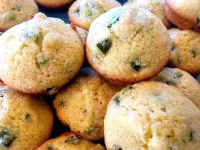 32040057298_234f10275e_o-300x225 Mini Jalapeno Cornbread Muffins