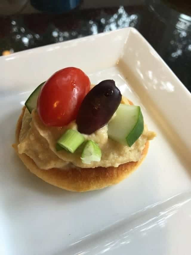 Greek Mini Bites...The Perfect Party Appetizer