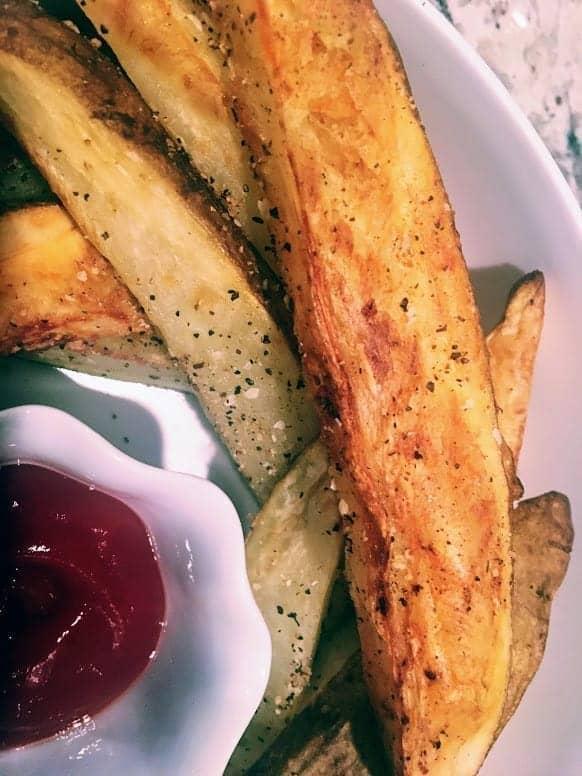 46871278951_2b0d66182d_o The Perfect Crispy Air-Fried Steak Fries